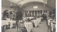 Ресторан при гостинице Европейская.