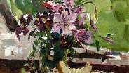 Выставка живописи Татьяны Парфеновой.
