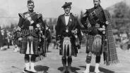 Шотландские полки Его Величества.
