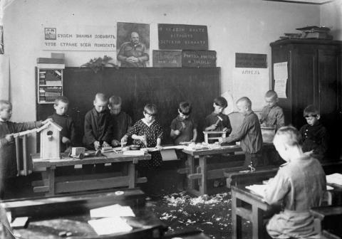 Школа № 385 Кировского района.