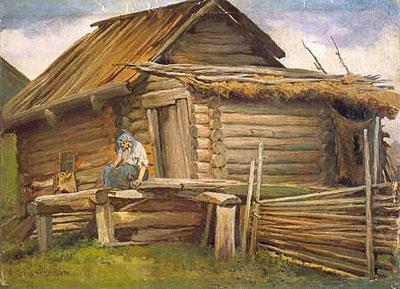 Выставка Андрея Рябушкина.