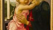 Сандро Боттичелли Мадонна с Младенцем, или Мадонна делла Лоджиа Ок. 1466-1467 Дерево, темпера Флоренция, Галереи Уффици.