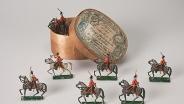 Лейб-Гвардии Гусарский полк. 1812 год. Фирма Хайнриксен, Нюрнберг. Вторая половина XIX в.