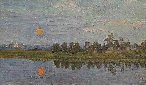 Гилазутдинова В. Луна над Сухоной.