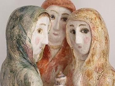 Керамика Валентины Кузнецовой