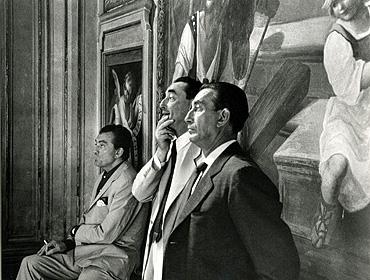 Джон Филлипс. Братья Висконти, начало 1960-х гг. John Phillips. Visconti brothers, 1960s.