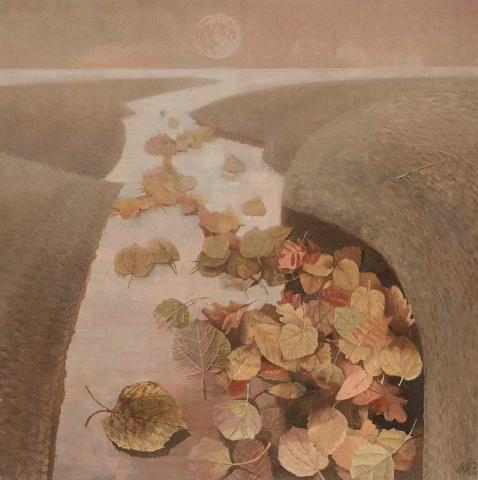 Мария Масленникова. Выставка Живой финский залив.