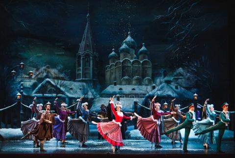 Спектакль Пермского театра балета и оперы_Анюта.